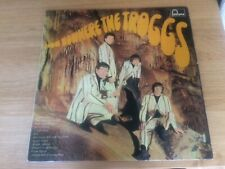 The Troggs From Nowhere the Troggs First Press Vinyl Record EX