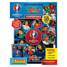 Panini Euro 2016 Adrenalyn XL trading card starter pack