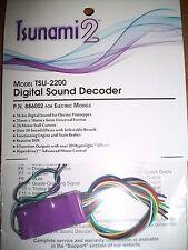 Soundtraxx Tsunami2 TSU-2200 Electric Engines      886002 Bob The Train Guy