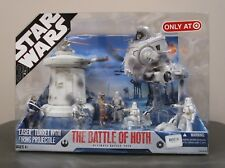 The Battle of Hoth 2007 STAR WARS Ultimate Battle Pack TARGET Exclusive