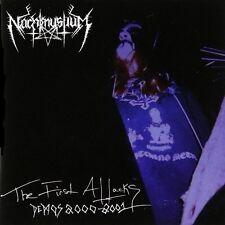 NACHTMYSTIUM - The First Attacks: Demos 2000-2001  [Re-Release] CD