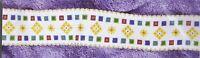 "Gold Lights Aida Band Cross Stitch Kit -  2"" x 21"" - DMC"