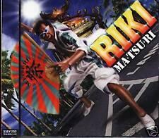 RIKI - MA.TSU.RI - Japan CD - NEW J-POP  Matsuri
