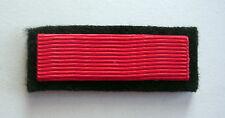 Placard rappel de chevalier de la Légion d'honneur sans fixation ni épingle.