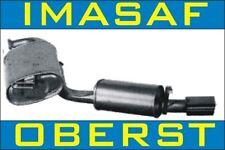 IMASAF échappement ALFA ROMEO GTV + Spider 1.8 - 3.0