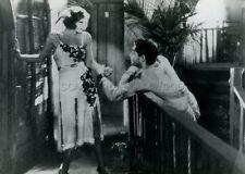CLARK GABLE  GRETA GARBO  LA COURTISANE SUSAN LENOX 1931 VINTAGE PHOTO #3