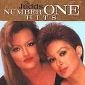 Number One Hits [Curb] by The Judds (CD, Oct-1994, RCA)