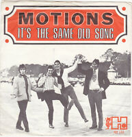 "The Motions "" It's the same old song  "" Dutch Beat Rock 60's - Motown Listen"