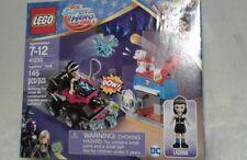 NEW  ! LEGO DC Super Hero Girls Lashina Tank ORIGINAL new with free shipping