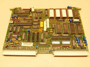 AGIE SBC-01 CRT # 637944.0  PC-BOARD FW. 0804