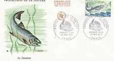 FRANCE 1972 FDC PROTECTION DE LA NATURE YT 1693