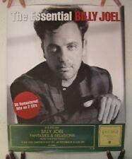 Billy Joel Poster 2 Sided