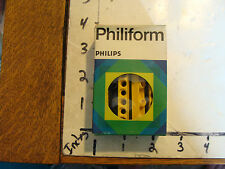 USUED PHILIFORM Set from Philips #005