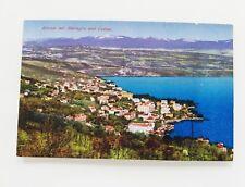 Abbey - Postkarte Illustrierte A Farben Nicht Reiste (Cro 93)