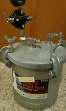 Craftsman Air Drive Heavy Duty 2 1/2 Gallon Paint Tank 916102 (New-Other) Sears