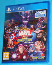 Marvel Vs. Capcom Infinite - Sony Playstation 4 PS4 - PAL New Nuovo Sealed