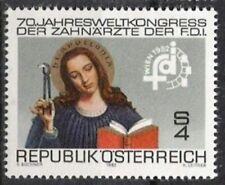 Österreich Nr.1721 ** Zahnärztekongreß 1982, postfrisch