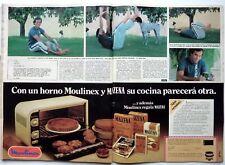 JULIO IGLESIAS => 4 pages 1981 SPANISH CLIPPING / COUPURE DE PRESSE Espagne