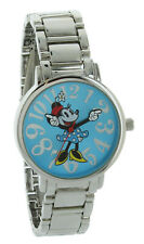 Disney #MN2122 Minnie Mouse Silver Women Watch