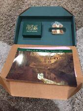 Harmony Kingdom 1998 Royal Watch Club Kit Mutton Chops & Pin Peter Calvesbert