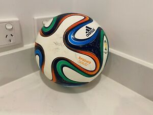 Adidas Brazuca World Cup 2014 Top Replique Football/ Soccer Ball - Size 5