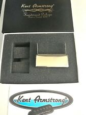 KENT ARMSTRONG KAHW-ULTRAN-N HANDWOUND ULTRA SLIM FLOATING NECK PICKUP NICKEL
