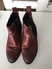 mjus ankle boots   shoes   size 38 eur - us size 7.5