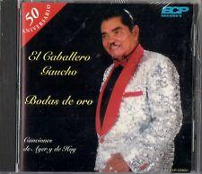 El Caballero Gaucho Bodas de oro Latin Music CD New