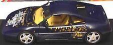 1:43 Ferrari 348tb Bleu Mét. Bleu Merry Christmas 1996 - Herpa 185547