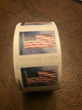2 Sealed Rolls of USPS Forever Stamps (200 First Class stamps)