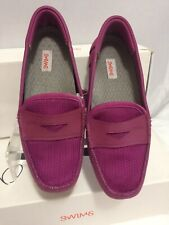 SWIMS Women Penny Loafer Active Dress Casual Shoes Size 6