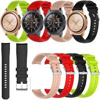 Silicone Watch Band Strap Bracelet for Samsung Galaxy Watch 42mm & 46mm SM-R800