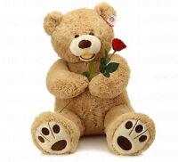 39'' Giant Big USA Teddy Bear Plush Soft Toys Doll Gift Stuffed Animals Pillow