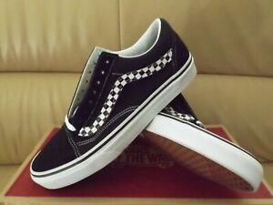vans zapatillas negras