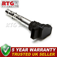 Pencil Ignition Coil Pack Fits Audi Seat Skoda VW 1.8 T 2.0 2.7