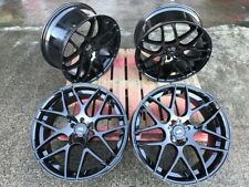 "22"" ALLOY WHEELS 5X120 LAND ROVER RANGE ROVER SPORT & VOGUE BLACK"
