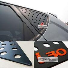 C Pillar Window Glass Sports Plate Molding Red For HYUNDAI 2008-2012 Elantra i30