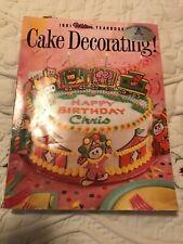 Wilton Cake Decorating Magazine 1991 Yearbook Cake Designs