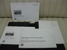 1995 BMW 3 Series Car Owners Instruction Book Glove Box Manual