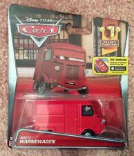 CARS 2 - BRETT WARNEWAGEN - Mattel Disney Pixar