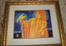 MICHAEL WHIPPLE SKY JONES PEACE DOVES SURREAL REALISM AP COSMIC MYSTIC PRINT ART