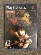 Playstation 2 Spiel: Demon Chaos (MINT Factory Sealed Condition) ps2 UK Pal