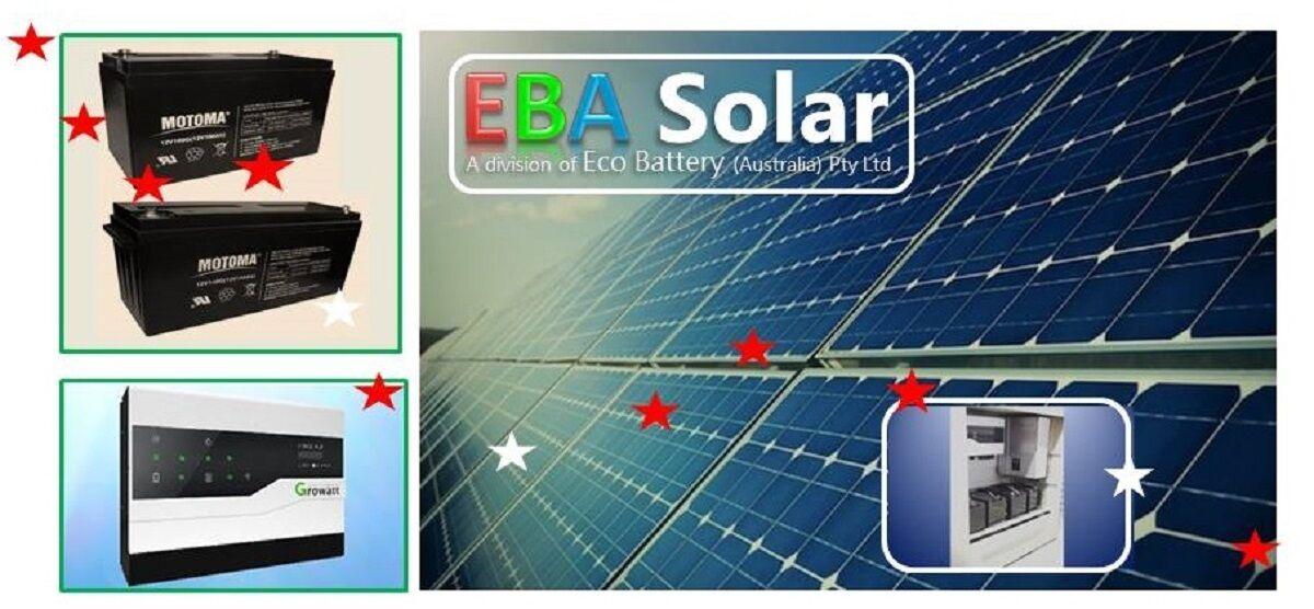 EBA SOLAR /Eco Battery Australia