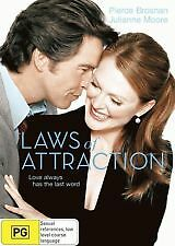 LAWS OF ATTRACTION - BRAND NEW & SEALED R4 DVD (PIERCE BROSNAN, JULIANNE MOORE)