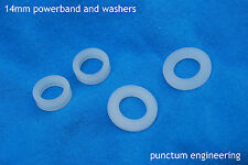 14mm ID washers and bands for air rifle spring guide