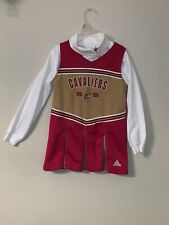 Girls Two Piece Cheer Outfit Cleveland Cavaliers Size  6x (A-24)