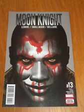 MOON KNIGHT #13 MARVEL COMICS JUNE 2017 NM (9.4)