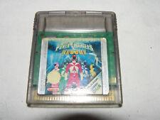Nintendo Gameboy Advance Spiel Power Rangers Lightspeed Rescue