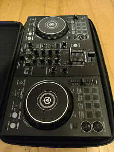 Pioneer DDJ-400 2-Channel DJ Controller - Black WITH PADDED BRANDED CASE