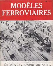 revue modéles ferroviaires fascicule 3  (1950)